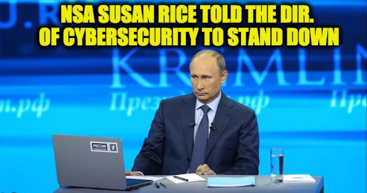 Russian Cyberattack