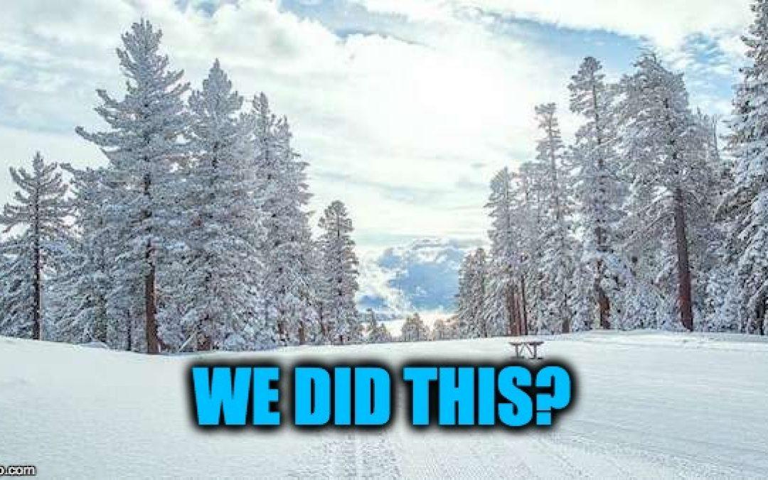 DAMN We Joooos Are GOOD!!! DC Councilman Says We Control Weather