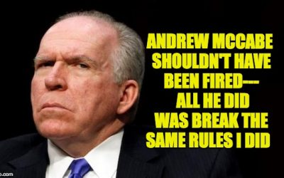 Guilty Conscience? The REAL Reason John Brennan Ripped Trump Over McCabe Firing