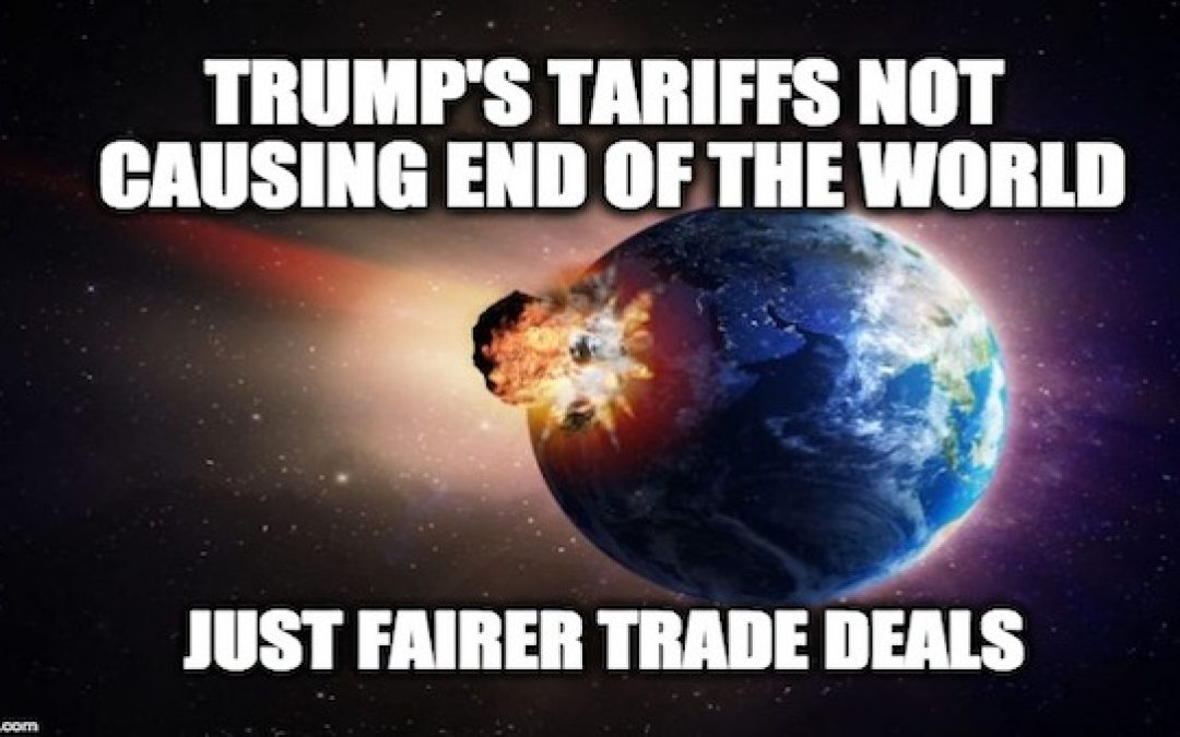 Trump's Tariff Threats Are Working