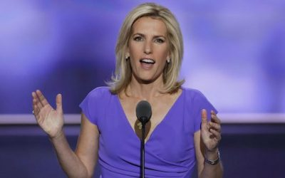 Support Laura Ingraham? Here's A List Of Companies Caving In To David Hogg & Media Matters
