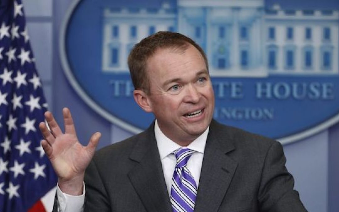 Anti-Semitic Huffington Post Accuses Mick Mulvaney Of Using Anti-Semitic Term