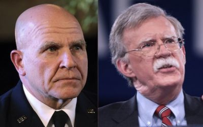 John Bolton Is A Great Choice To Replace General McMaster