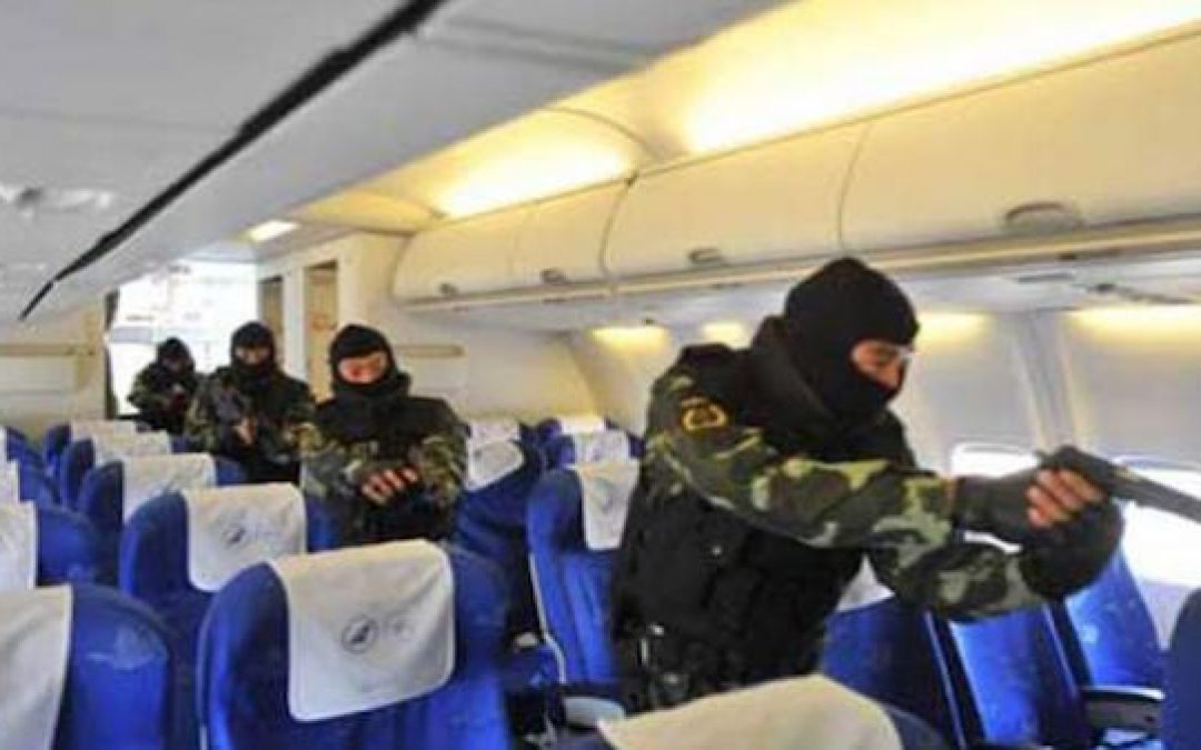 What Airplane Hijackings Taught Us About 'Gun Control' and the 2nd Amendment