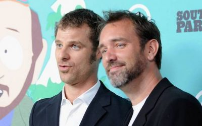 Trey Parker and Matt Stone Get Liberal Award & Come Out As Republicans