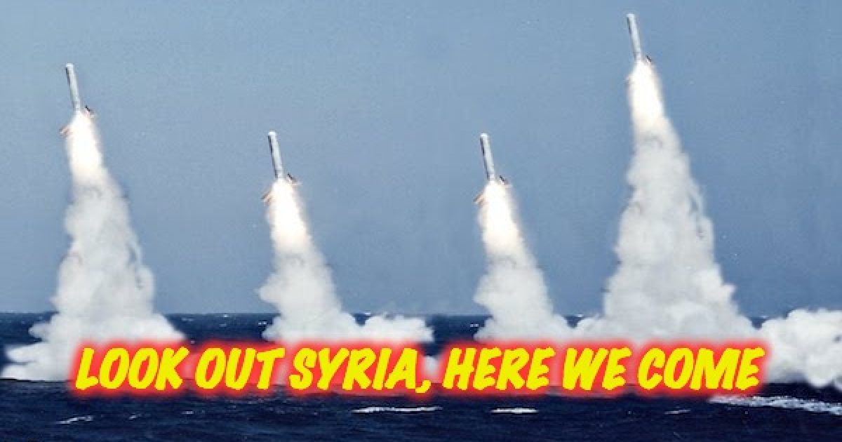 attack on Syria
