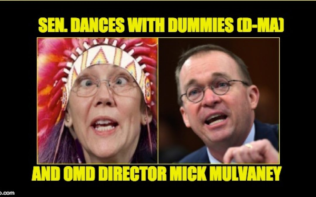 Mick Mulvaney Tells Senate Dems To Pound Sand