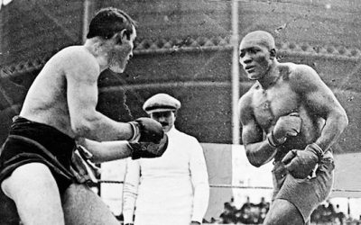 POTUS Likely To Pardon Jack Johnson, The First Black Heavyweight Boxing Champ