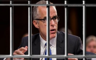 IG Report Shows Andrew McCabe Is A Criminal – So When Is He Going To Jail?