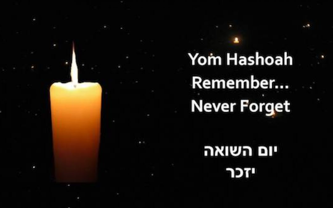 Yom HaShoah: Holocaust Remembrance Day 2018, The Hatred Is Mainstream Again