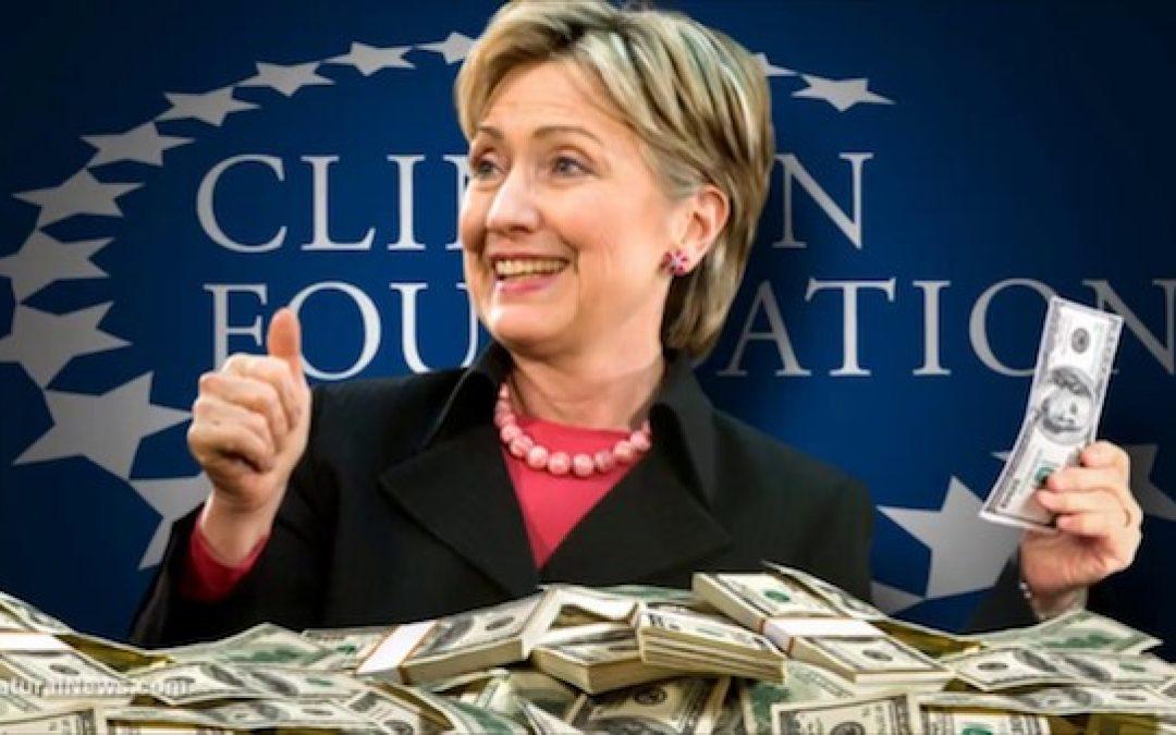 IG Report: Obama's DOJ Tried To Influence FBI Clinton Foundation Probe