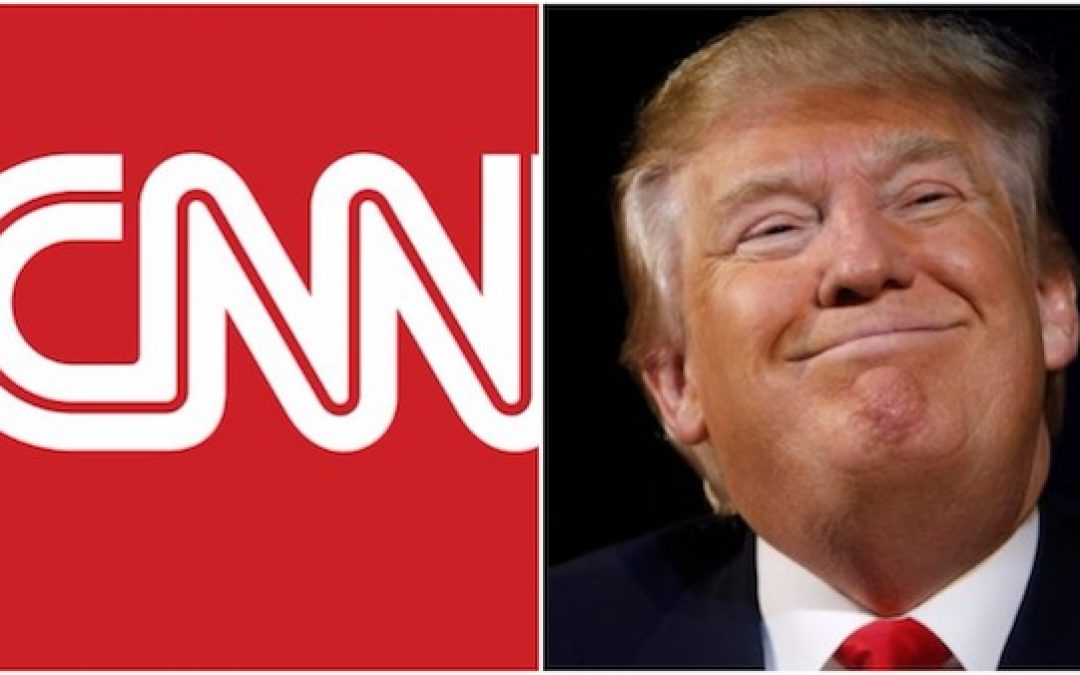 Despite CNN Hypocrisy Trump's Approval Continue to Climb
