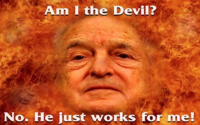Obama State Dept. Gave Tax Dollars To George Soros To Help Socialist Govt. Consolidate Power