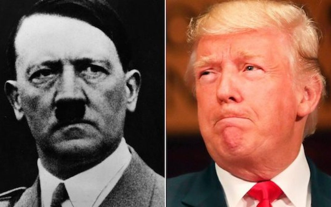 Russian Defense Official Joins American Leftists, Compares Trump To Hitler
