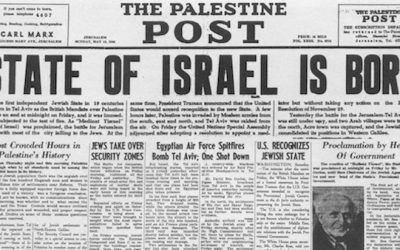 The Hero Of Israel's 1948 Rebirth Was An American