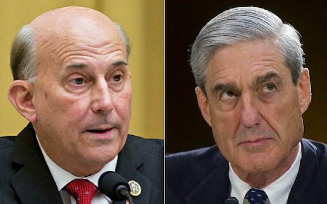 Rep. Louie Gohmert Investigation DESTROYS Special Prosecutor Mueller