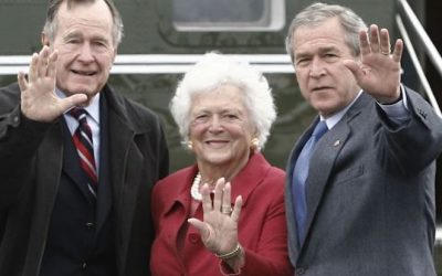 Barbara Bush Dead At 92: May She Rest In Peace