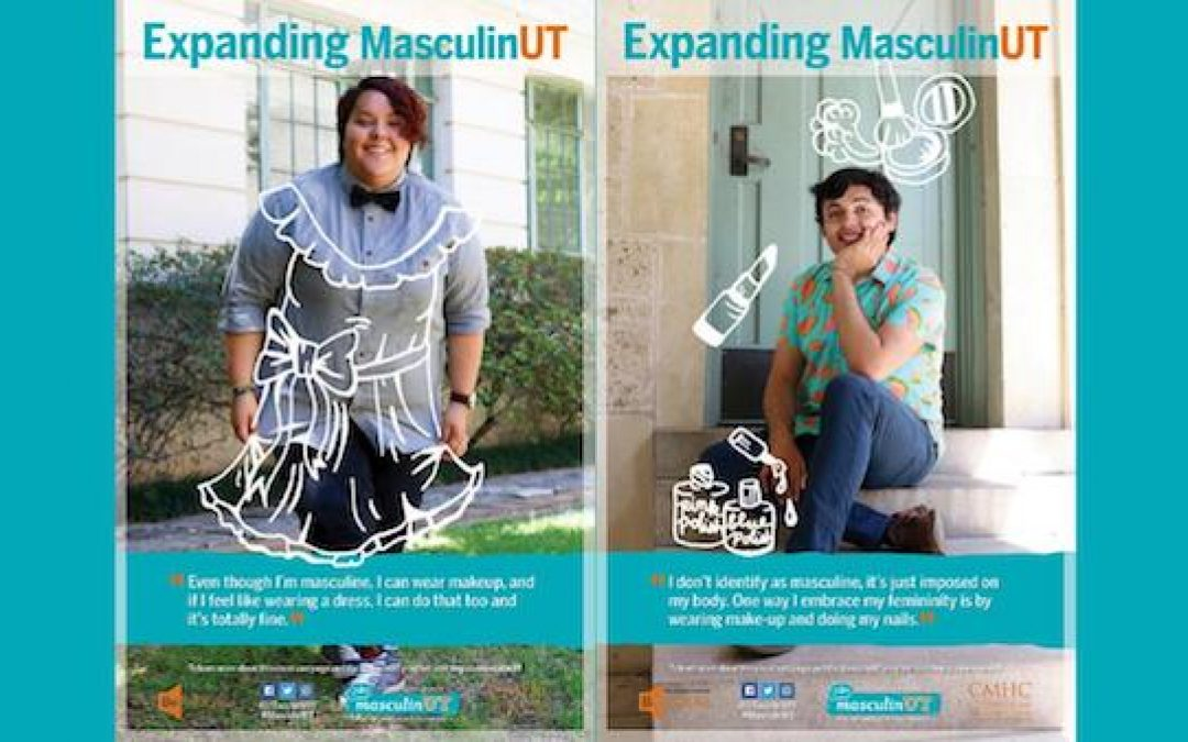 Liberals at UT Austin Want Masculinity Designated As Mental Illness