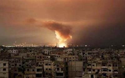Who Bombed Syria's T-4 Base And Why Did They Do It?