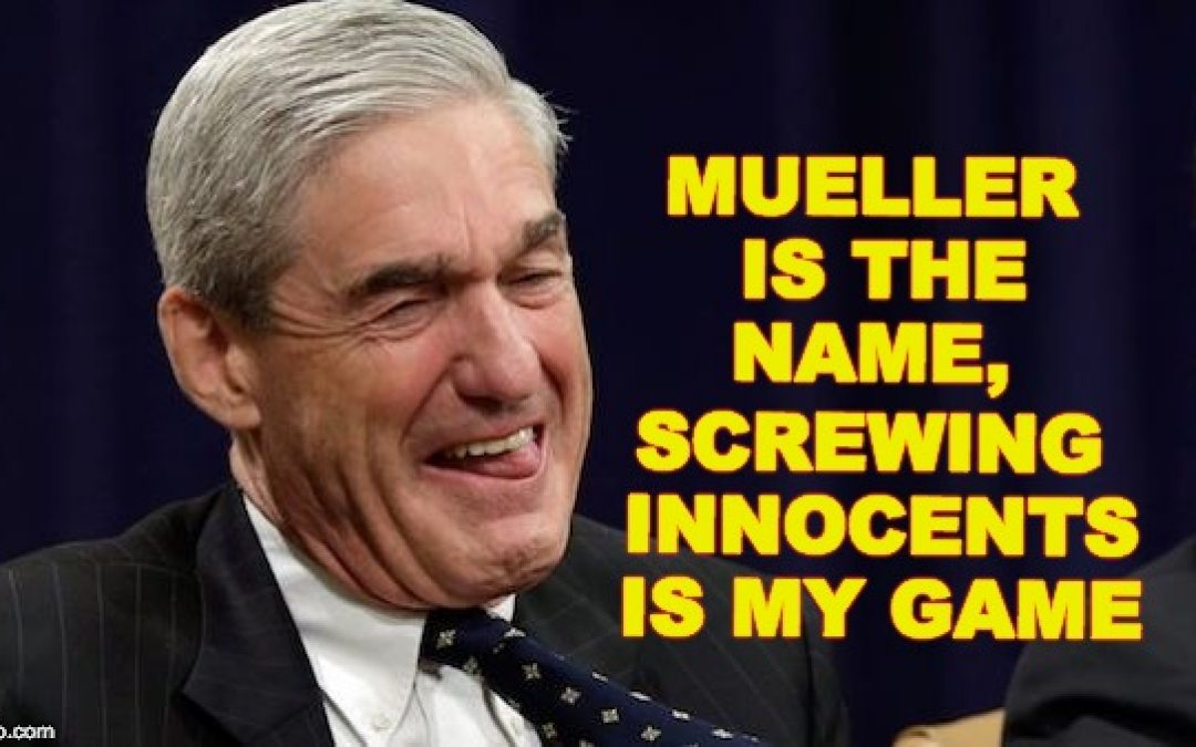 You Won't Believe The Latest Crazy Indictment By Mueller