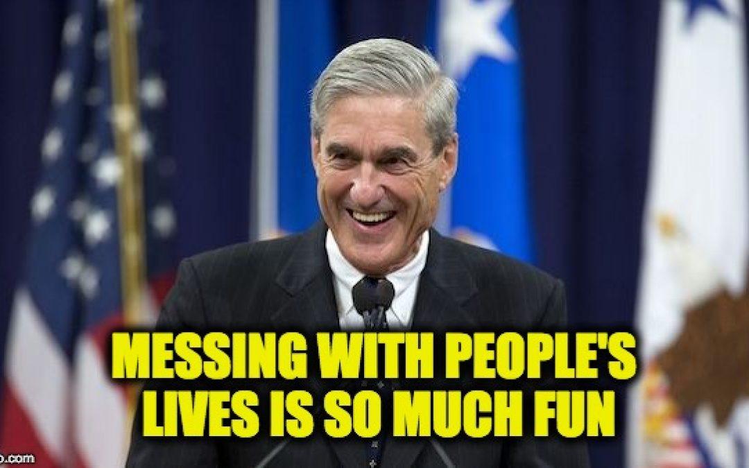 Robert Mueller Has Ties To Sanctioned Russian Oligarch: Possible Conflict of Interest