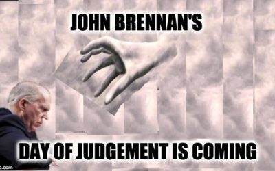Ex-CIA Officer: Brennan Has 'Operational Mind Of Earthworm,' Adds His 'Day Of Judgment Is Coming