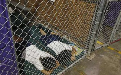 Obama Era Immigration Picture Used To Trash Trump
