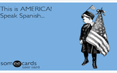 LA Times Proclaims Spanish, Not English, Is The 'Most All-American Language'