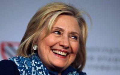Now Hillary Clinton Wants To Run WHAT?