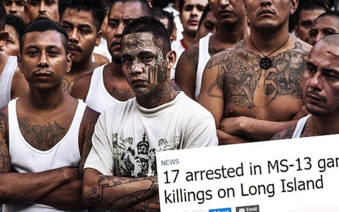 Are MS-13 Gang Members That Bad?