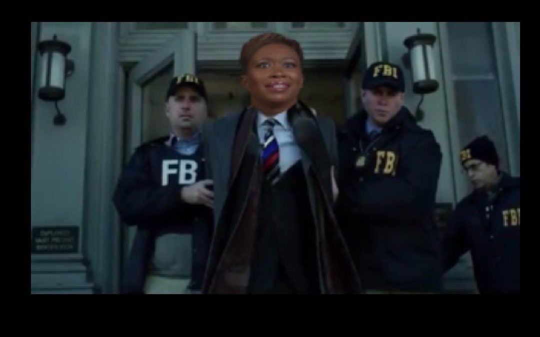 Is There A Perp Walk In The Future For Joy Reid?