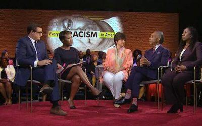 MSNBC Uses Bigots To Interview Valerie Jarrett About Rosanne