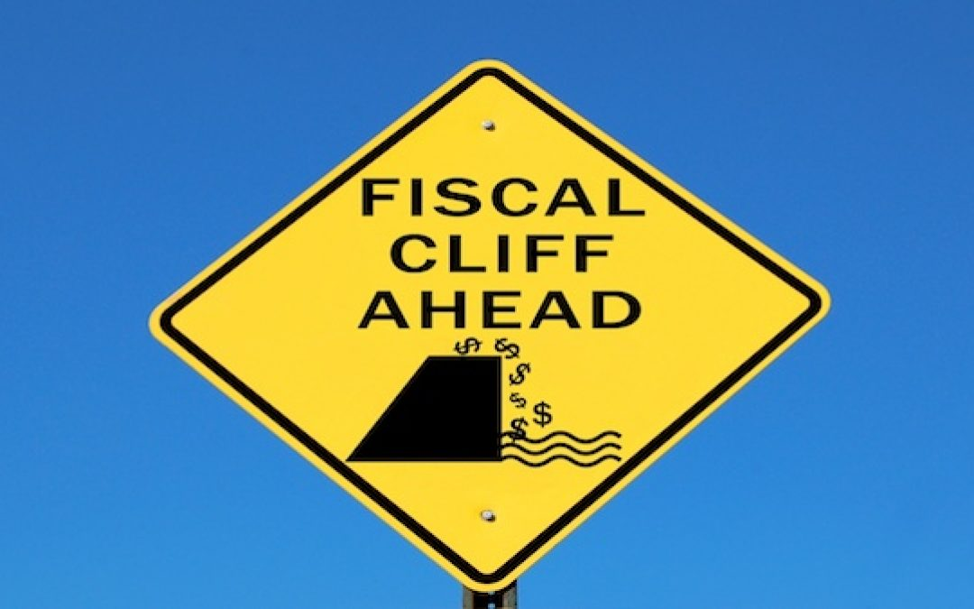 Are Liberals Finally Driving Their States Off The Fiscal Cliff?