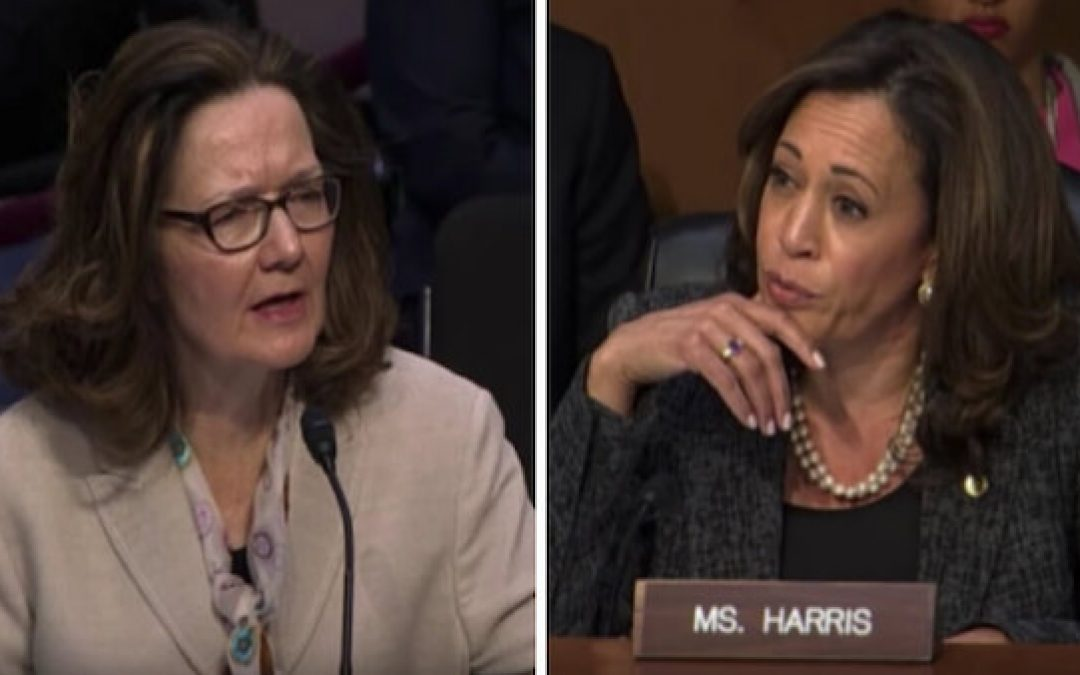Question For Kamala Harris: 'Senator Could You Pass A Test Like That?'