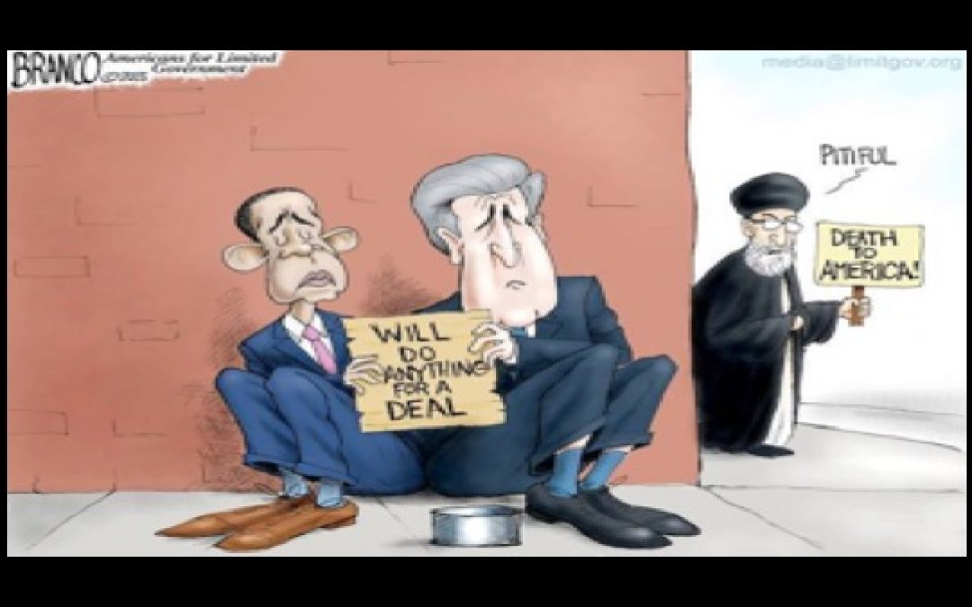 John Kerry's Secret Meetings W/ Foreign Leaders Strategizing To Save Iran Deal