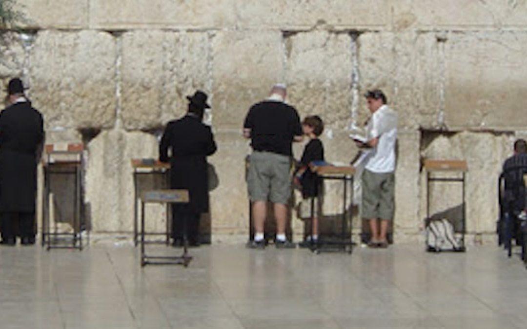 On Yom Yerushalayim (Jerusalem Day) I Offer Undeniable Proof Jerusalem Is Jewish