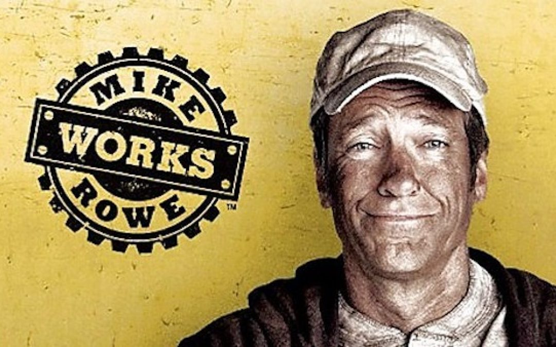 Mike Rowe's 'Work Ethic' Incites Woman's Animosity, His Response Is Brilliant