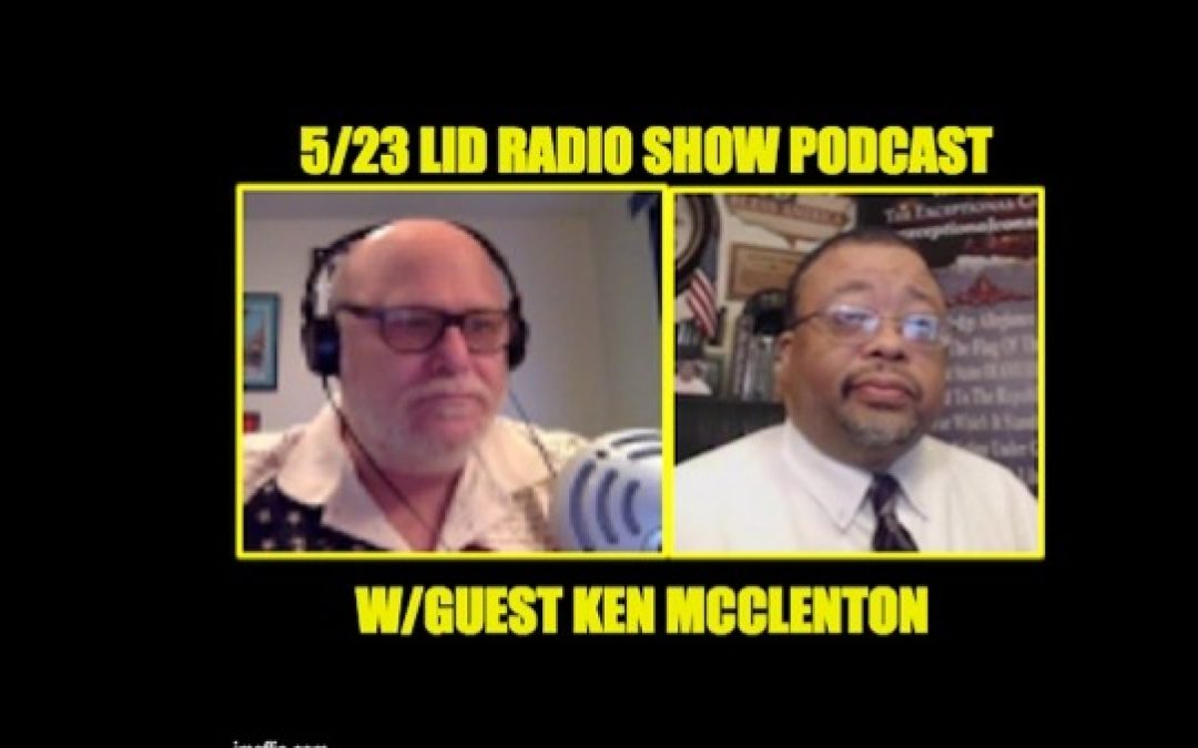 "Podcast: Ken McClenton And The Lid ""Beat Up"" On Liberal America"