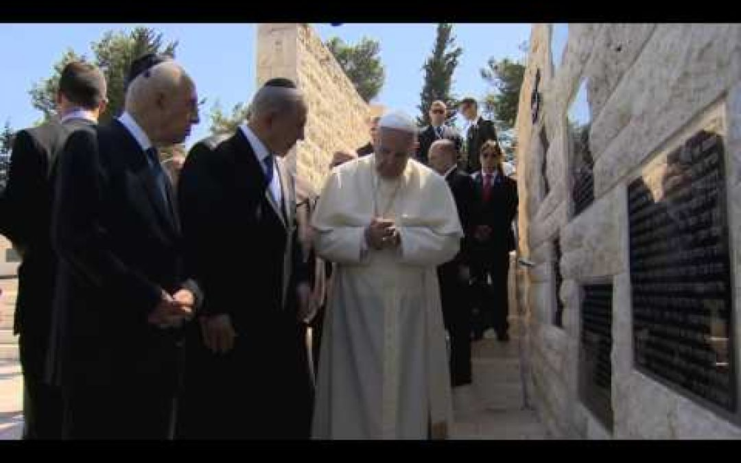 Trip To The Holy Land, Where The Pope Went Wrong