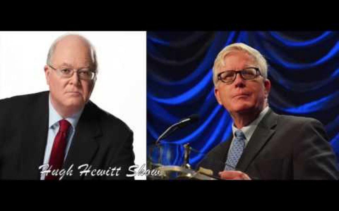 Hugh Hewitt Eviscerates Catholic League President