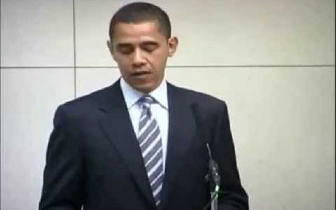 Obama-I've Stolen Ideas From Ideas From Jon Gruber Liberally