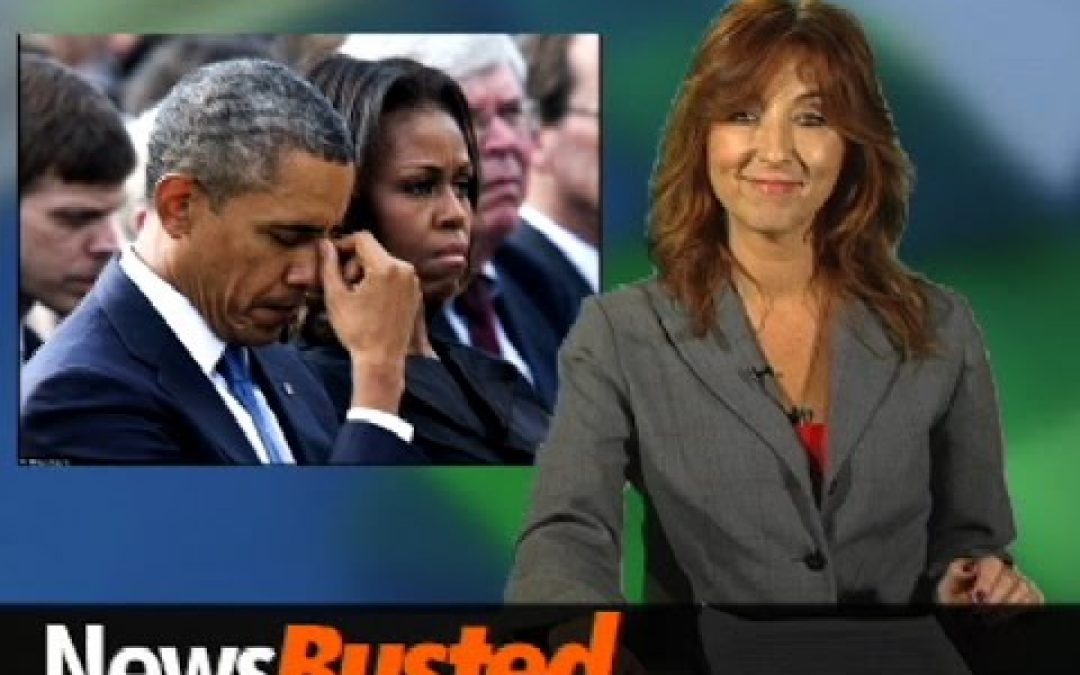 Newsbusted: Obama on Ebola-At Least There Will Be Fewer People Causing Global Warming