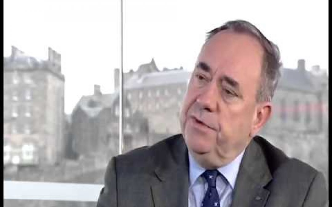 Scottish Separatist Leader Equates Israel To Isis: A Bad Omen For Scotland's Jews?