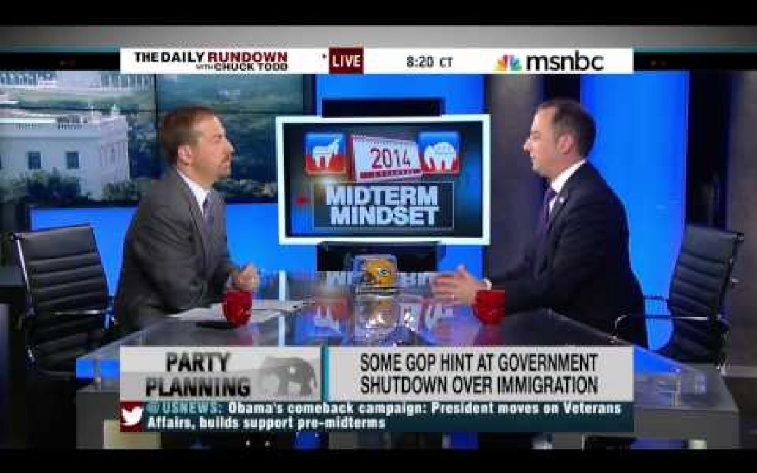 Chuck Todd And The Usual Liberal Nonsense