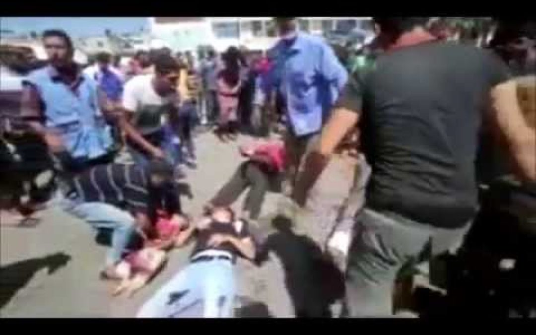 """The """"Official"""" Account of Sunday's Israel Attack On UN School Was Staged By Hamas"""
