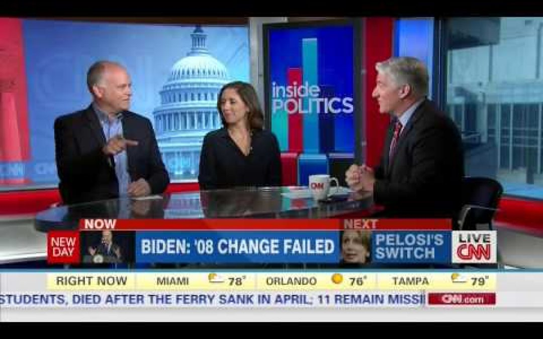 Ron Fournier: Latest Biden Gaffe 'A Really Bad Moment For The White House'