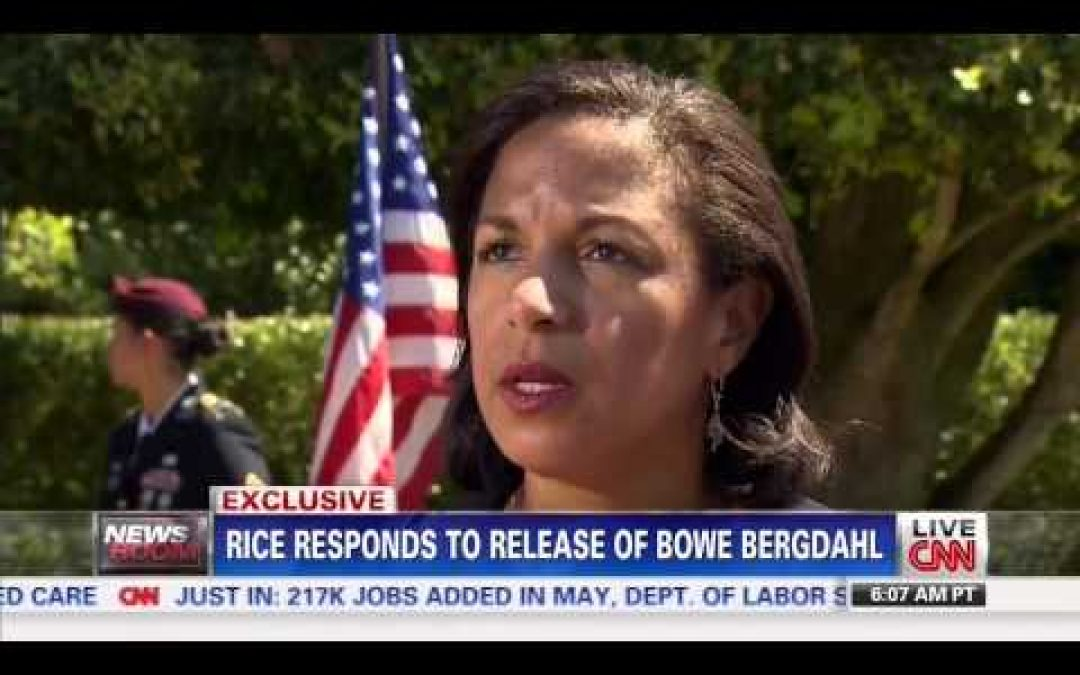 Susan Rice: I Am Not A Liar (I Wouldn't Take a Check From Her Anyway)