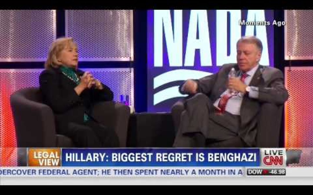 What ABOUT Benghazi Does Hillary Clinton Regret?