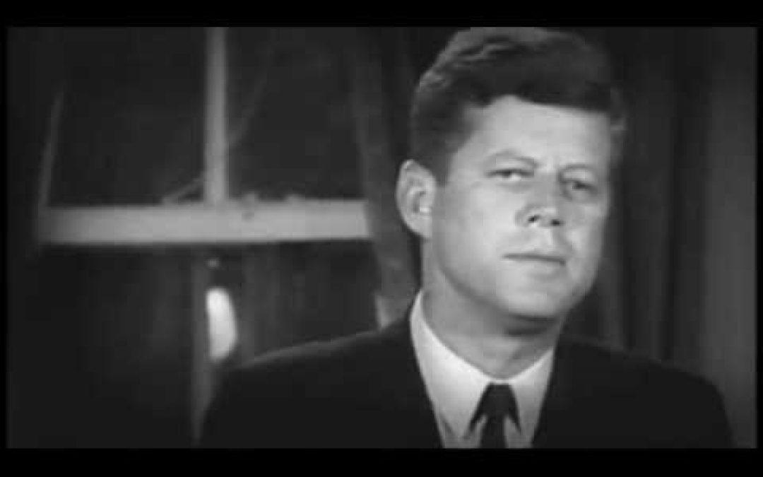 When JFK Cut Taxes (Video)