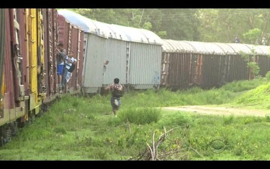 South American Illegal Immigrants Rushing To Cross Border Before Election Day